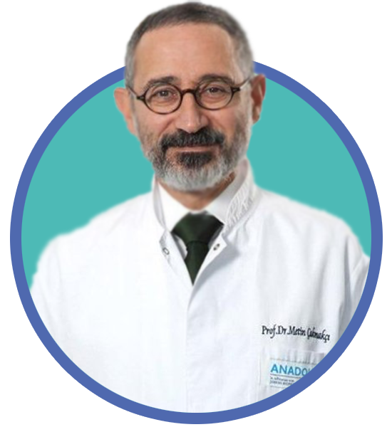 Prof. Dr. Metin Çakmakçı