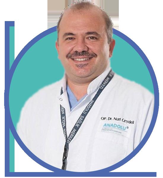 Op. Dr. Nuri Ceydeli